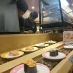 Restaurantes kaitenzushi: ¡el sushi que gira!