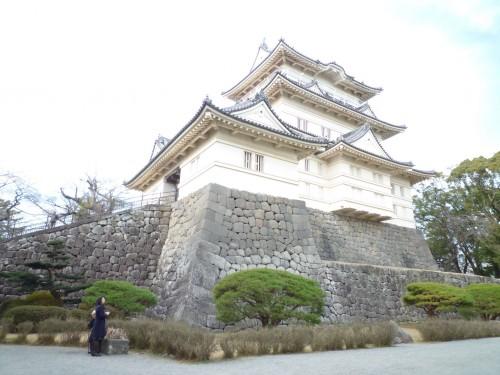 Castillo de Odawara, en Hakone (Kanagawa)