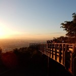 Montañas, comida y aventura: un día fortuito en el monte Ikoma
