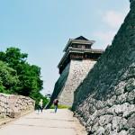 Castillo de Matsuyama, un paseo por la época Edo