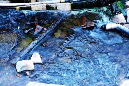 Aguas termales (onsen) de Yunomine
