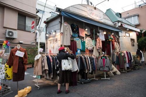 tienda moda shimokitazawa
