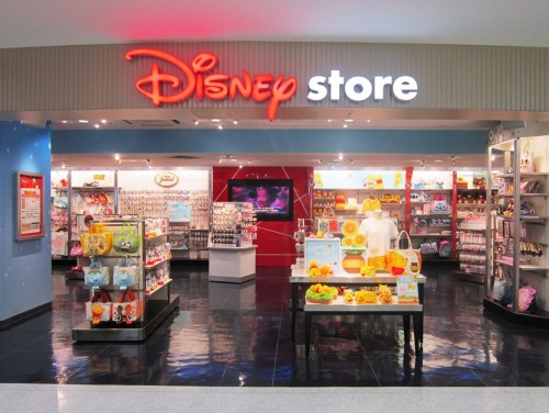 Tienda Disney Store en Japón