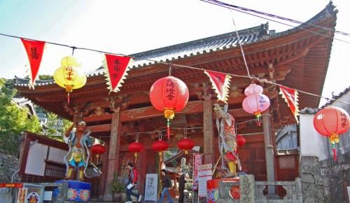 puertas templo