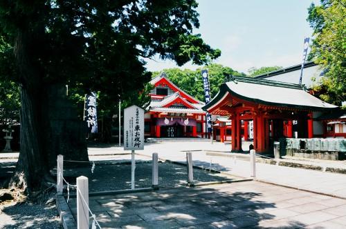 templo hayatama shingu
