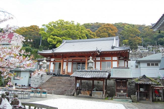 Templo Enmeiji de Nagasaki, Japón