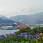 Jardines de Glover, placentero paseo bajo la lluvia en Nagasaki