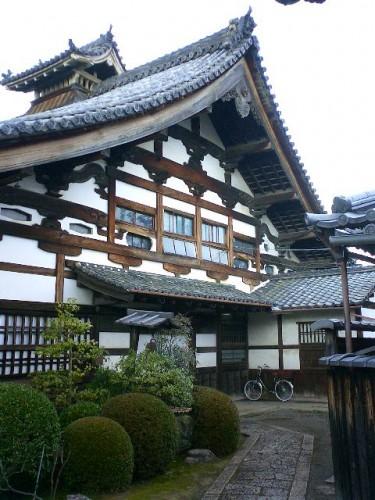 Templo Shunkoin de Kioto, donde se realizan bodas gay