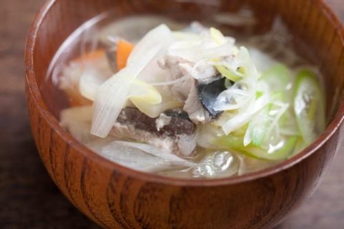 Plato vegetariano japonés