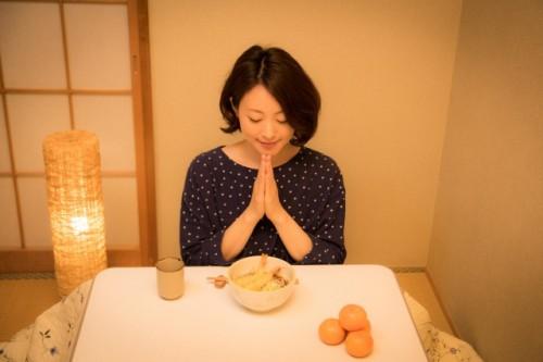 Itadakimasu: dar gracias por ser haber sido invitado a una comida o cena