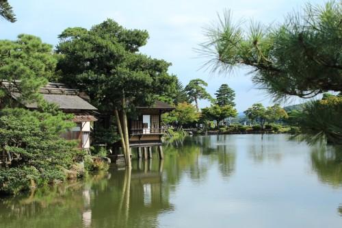 Jardín Kenrouken de Kanazawa