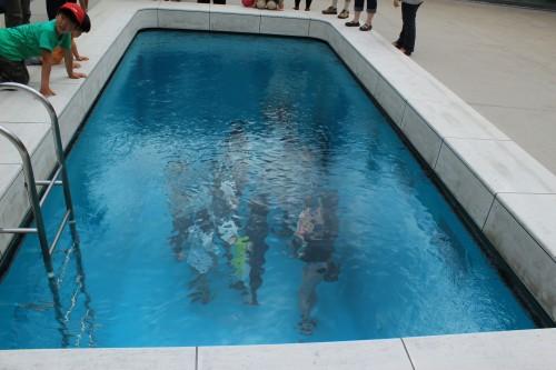 The Swimming Pool de Leandro Erlich