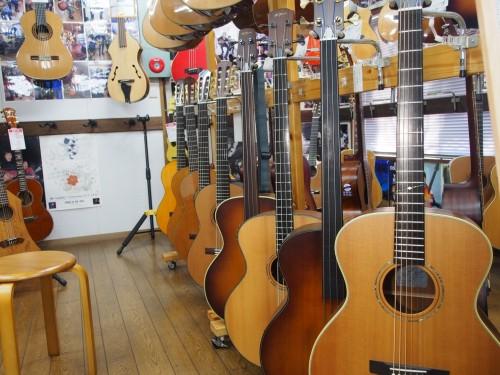 Guitarras Yairi, de producción artesanal japonesa