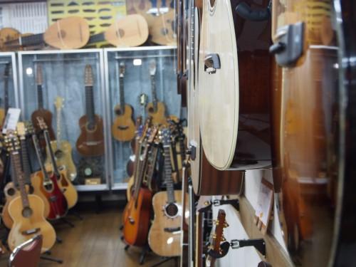 Guitarras Yairi, de venta exclusiva en Japón