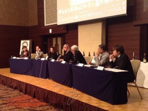 Evento sobre sake de Cool Japan