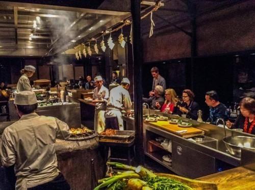 Restaurante Club de Obuse