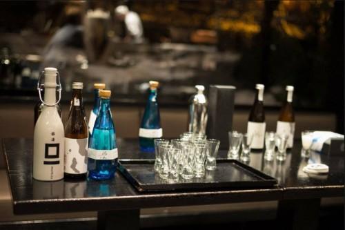 Sake en Obuse
