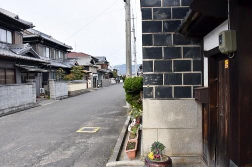 Calles de Osufane, Okayama.