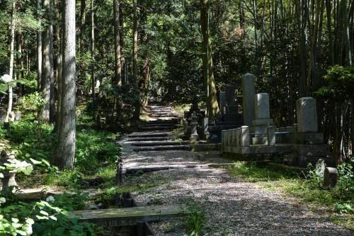 Entrada al templo Kōtoku-ji de Murakami.