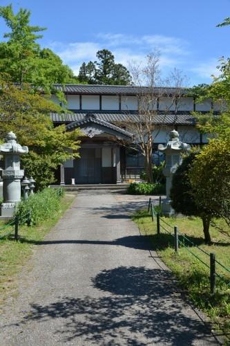 Templo Kōtoku-ji de Murakami.