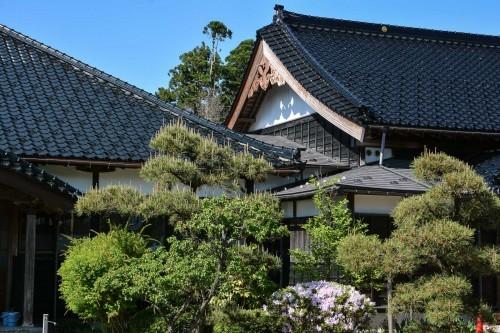 Templo Manpukuji de Murakami.