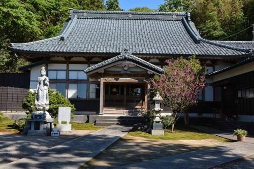 Templo Ryukouin de Murakami.