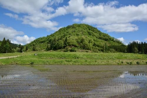 Campos de arroz en Takane.