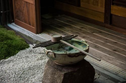 Salmón Tienda Kikkawa, en Murakami.