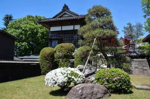 Casa Murakami Shinkin Bank de la ciudad de Murakami.