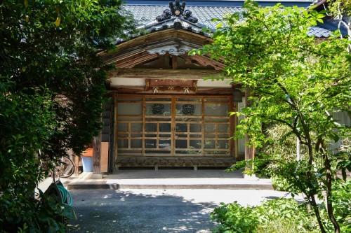 Templo Ganjoji de Murakami.