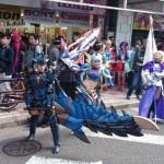 Festival callejero de cosplay de Osaka