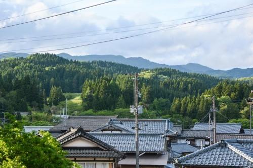 Takane, pueblo de Niigata.
