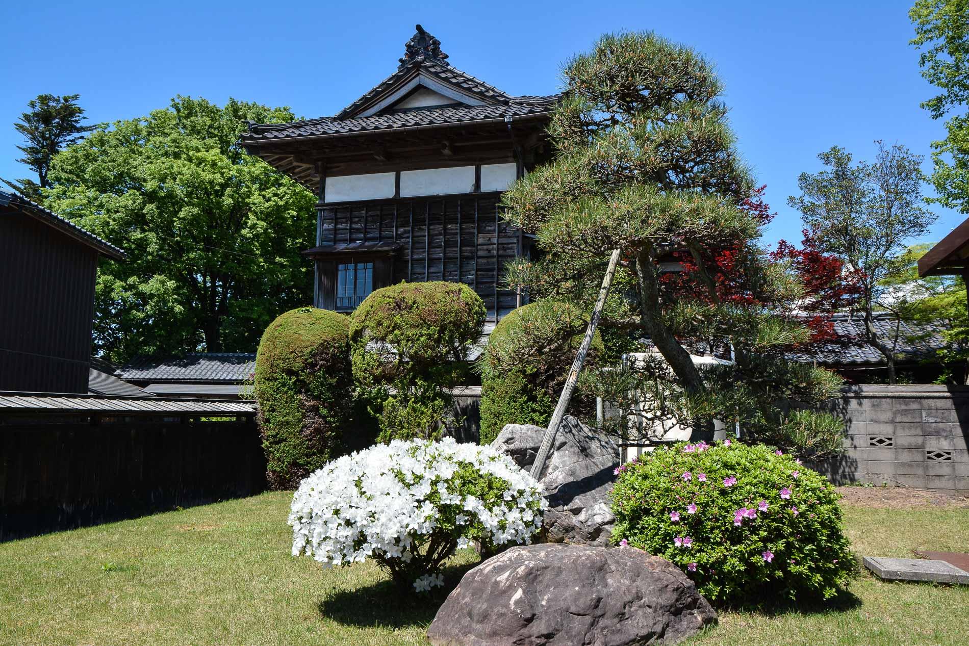 Murakami descubre sus maravillosos jardines japoneses - Jardines de japon ...