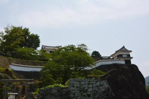 Castillo de Usuki, Oita.