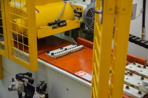 Fábrica de zapatos geta en Hita.