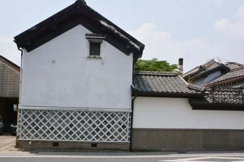 Casas de Hida, el pequeño Kioto de Oita.