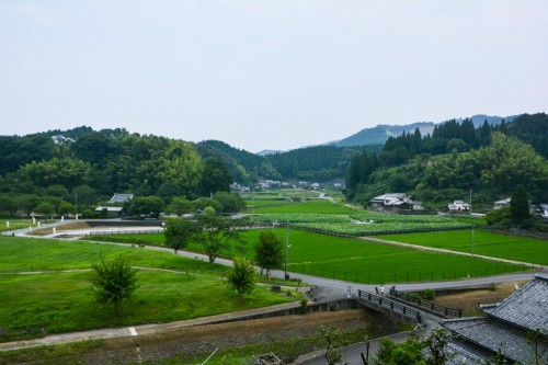 Paisajes de Usuki (Oita).