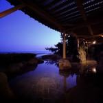 Senami Onsen: de baños termales y puestas de sol
