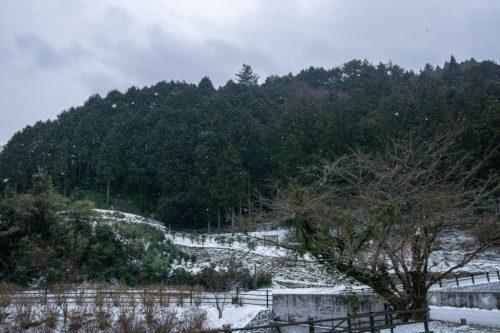 Cascada Shiraino de Toon, Ehime.
