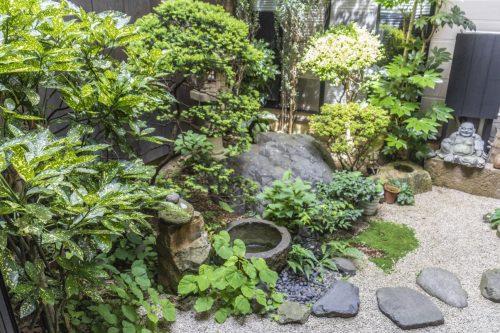 La casa de té Fujimien es otro de los establecimientos más famosos de la ciudad de Murakami.