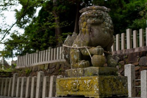 Guardián del Santuario de Shingu