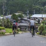 Senderismo a las ruinas del castillo de Naegi y tour en bicicleta en Nakatsugawa