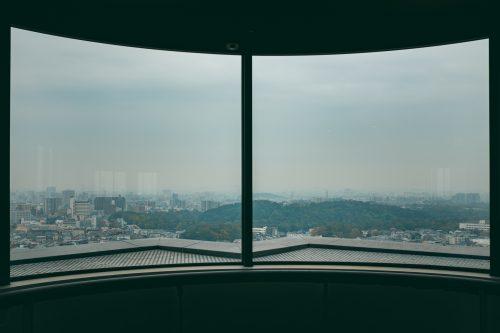 Observatorio des del ayuntamiento de Sakai, Osaka, Japón.