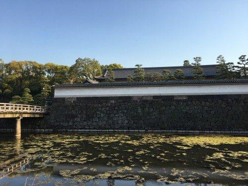 Jardines este del Palacio Imperial, Tokio, Japón