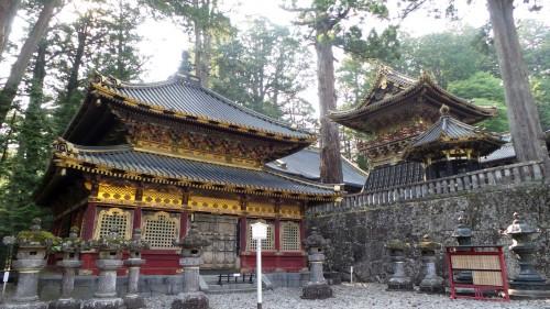 Le sanctuaire Toshogu de Nikko, classé au patrimoine de l'Unesco