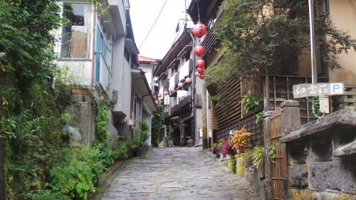 Top 10 Kyūshū : le petit village de Yunohira