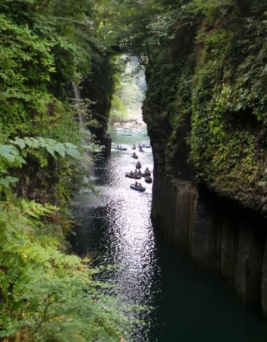 Top 10 Kyūshū : les gorges de Takachiho