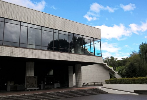 Musée d'Art moderne de la ville de Sapporo, Hokkaido, Japon.