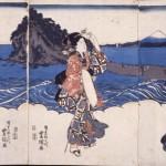 Un musée des estampes (Ukiyo-e) gratuit à Fujisawa