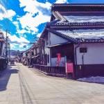 Ueda : saké et friandises au cœur de la préfecture de Nagano